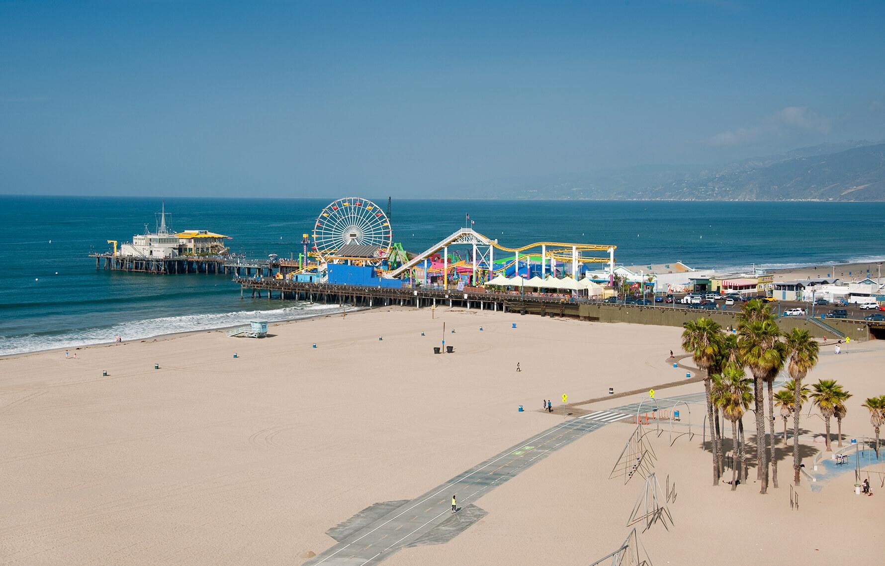 Santa Monica Filming Locations | Beachfront Luxury Apartments
